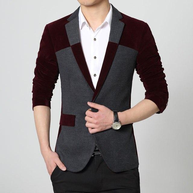 Aliexpress.com : Buy 2017 New Hot sale men's blazer fashion jacket ...