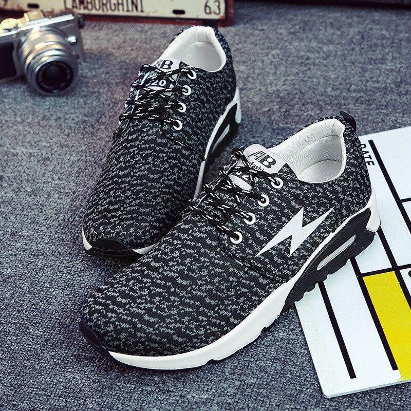 2016 Hot New Arrival Men Shoes Tenis Male Shoes Men Outdoor Zapatillas Hombre Brand Air Men Casual Shoes Superstar Breathable