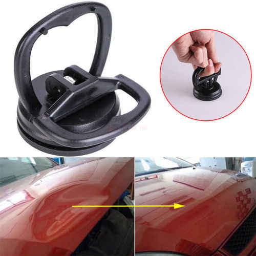 Portable Multi-Purpose Hooks Dent Puller Car Suction Cup Pad Glass Lifter Home Storage Organization Tool For Auto Accessories