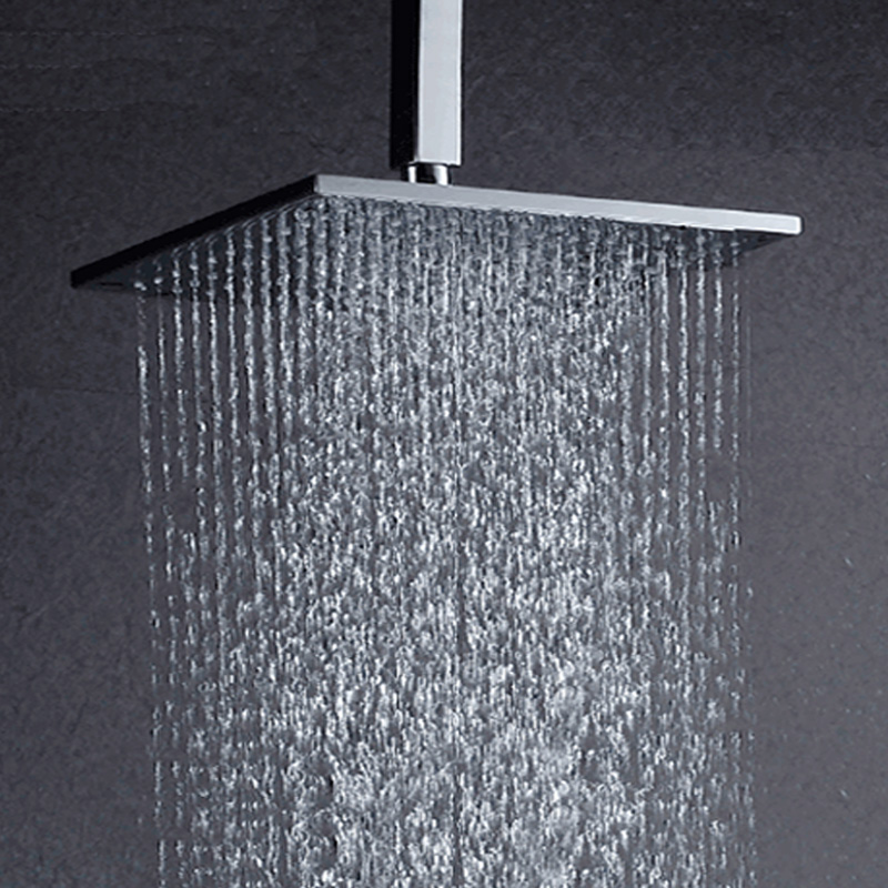 Innovative Shower Head Wall Mounted Shower Faucet Rain Shower with ...