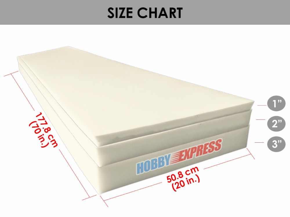 Upholstery Foam Sheet Chair
