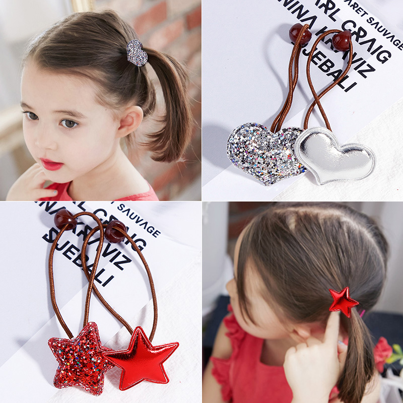 Mother & Kids 2pcs Chocolate Cake Children Headwear Elastic Hair Bands Princess Hair Ropes Kids Headdress Girls Hair Accessories Baby Headband Elegant In Smell Girls' Clothing