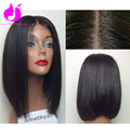 Brazilian Middle Part Full Lace Bob Wigs For Black Women Glueless Virgin Human Hair Lace Front Wigs Baby Hair Human Hair Wigs