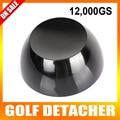 Черный Гольф Detacher Tag Detacher Security Tag Remover Супер Магнитно-Силовой Жесткий Detacher Eas Системы 12000GS