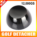 Black Golf Detacher Tag Security Tag Remover Super Magnetic Force Detacher Hard Detacher Eas System 12000GS