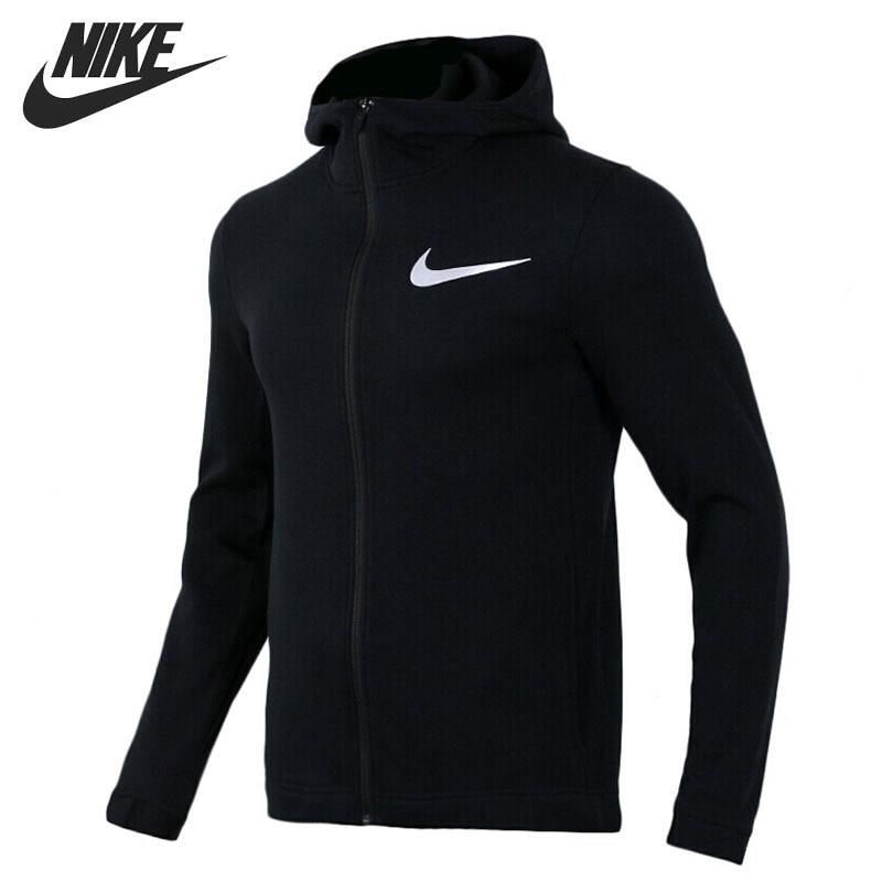 Original New Arrival 2018 NIKE DRY SHOWTIME HOODIE FZ Men's Jacket Hooded Sportswear original new arrival 2018 nike dry hoodie fz hprdr lt men s jacket hooded sportswear