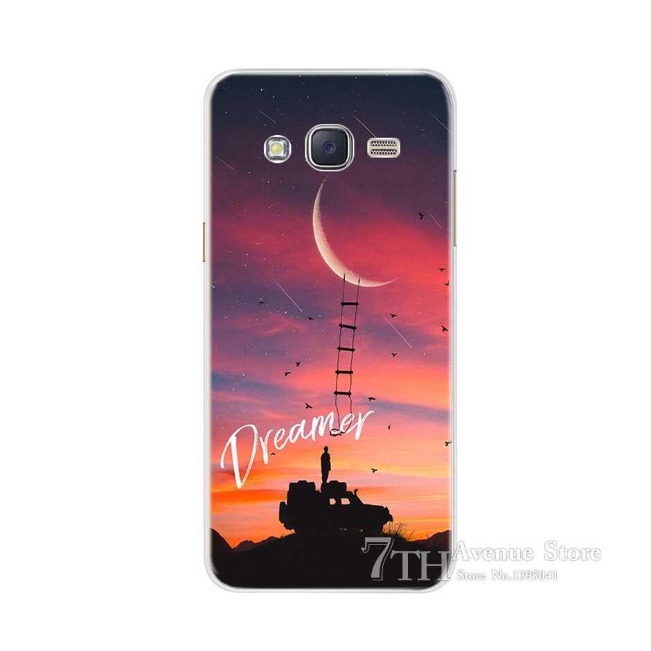 Dành Cho Samsung Galaxy Samsung Galaxy Prime Ốp Lưng Điện Thoại Silicon Mềm TPU Bao Coque Dành Cho Samsung Galaxy Samsung Galaxy G530 G531 G530H G531H Ốp Lưng Ốp Lưng hoa