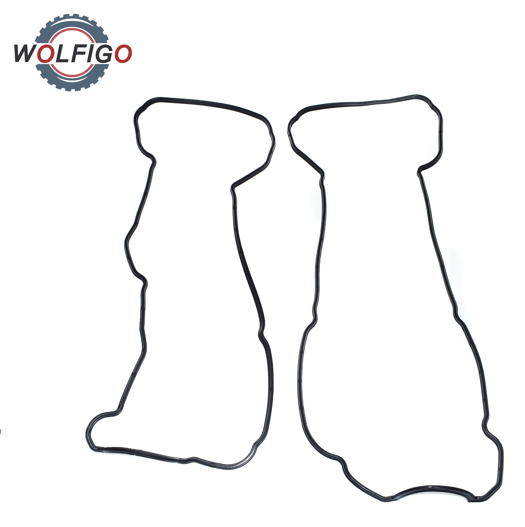 Wolfigo Engine Valve Cover Gasket Seal Left Or Right