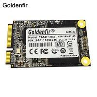 Goldenfir SSD Msata 128G Mini Hard Hard Drive Mini Disc 128GB For Mini Pc