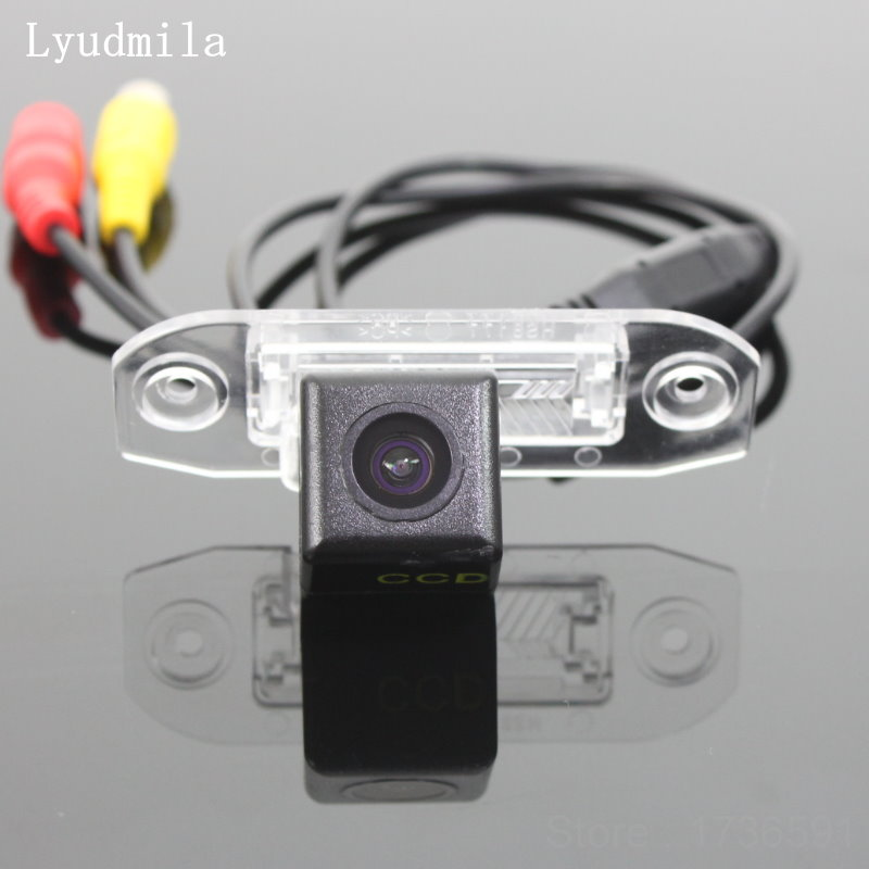 Lyudmila For Volvo XC90 XC 90 2002~2014 Car Back up Reverse Camera / Car Parking Camera / Rear View Camera / HD CCD Night Vision lyudmila car intelligent parking tracks camera for mazda 6 mazda6 m6 sedan 2013 2017 hd car back up reverse rear view camera