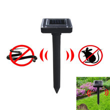 Ultrasonic Solar Insect Repellant Outdoor Insect Repellant Acoustic Wave