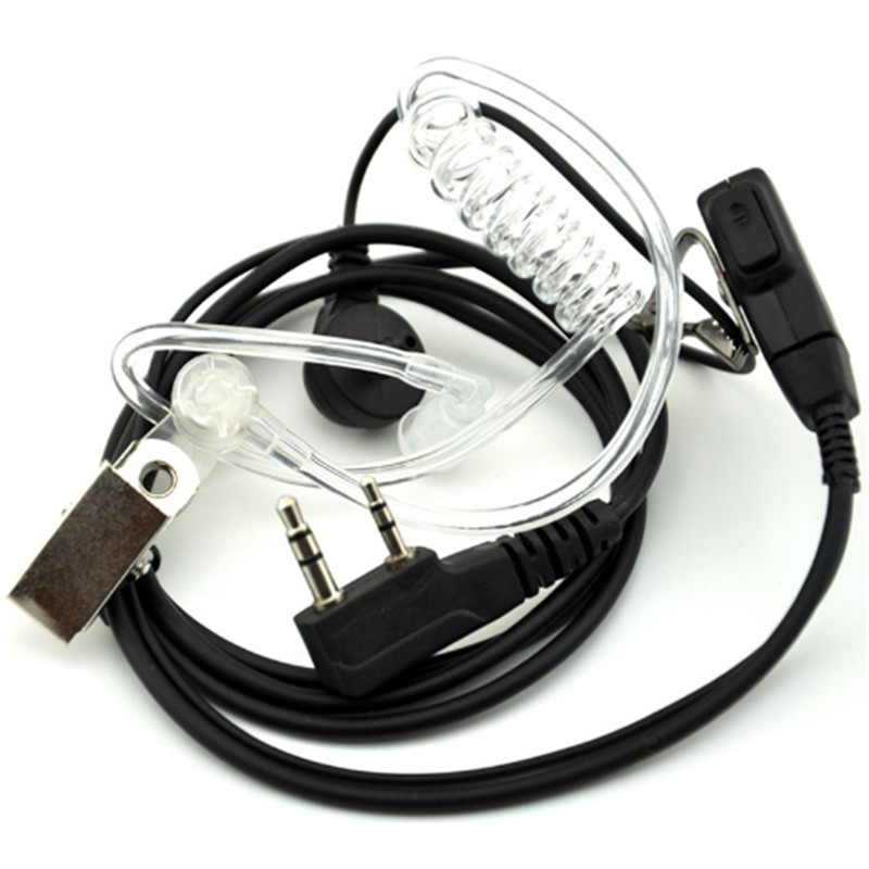 cb microphone wiring promotion shop for promotional cb microphone throat microphone talkie headset ptt for portable cb radio baofeng uv 5r uv 82 gt 3 uv b5 uv b6 uv 5re plus bf 888s