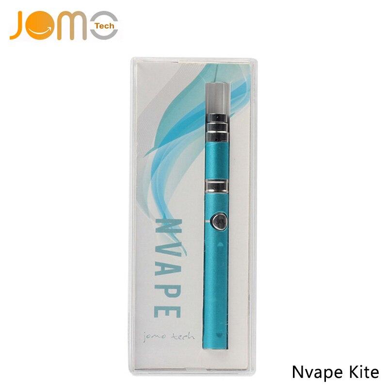 JomoTech Nvape Électronique Cigarette Nvape Mince Dame Meilleur E Cigarette 2600 mah Kit de Cuisson En Céramique Cire Vaporisateur Stylo Vaporisateur Jomo-58