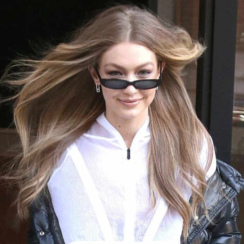 ab99cf1e002 MISM Vintage Gigi Hadid Small Sunglasses Women High Street Fashion Goggles  UV400 Eye Lenses Cateye Oculos