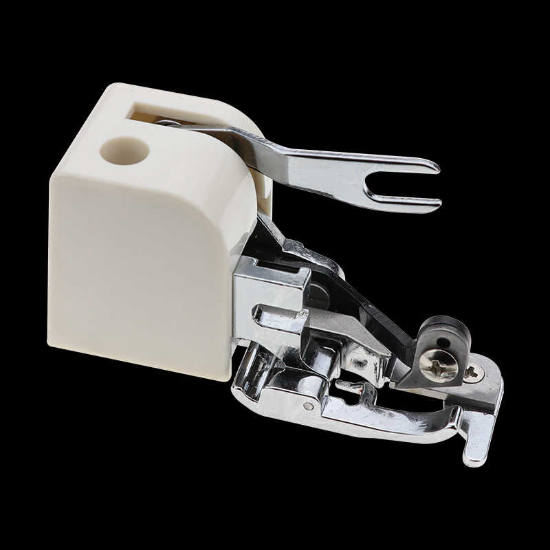 CY-10 PRESSER SIDE CUTTER PRESSER FOOT OVERLOCK PRESSER FEET FOR ALL LOW SHANK SINGER JANOME BROTHER