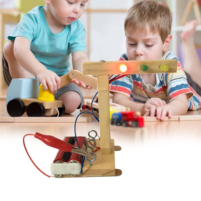 ttnight Kids Science Experiment Kits DIY Traffic Light ...