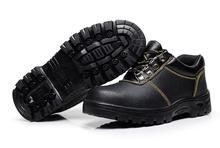 2017 Men's  security footwear High Quality waterproof leather-based footwear metal toe cap Upstream footwear