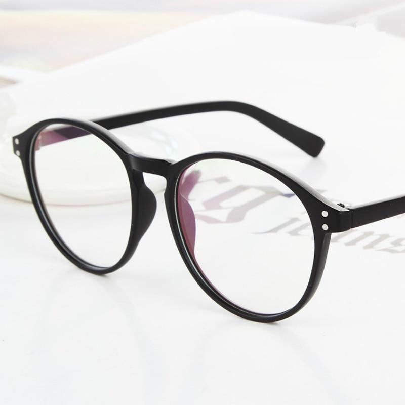 retro eyeglasses 7a95  Vintage Myopia Glasses Frame Men and Women Retro Eyeglasses Frames Eye  glasses Anti-radiation Computer