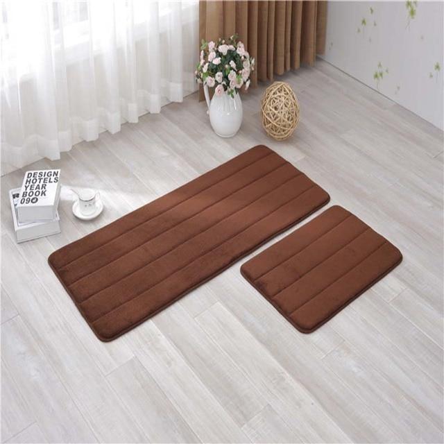 kitchen rug set table with storage underneath anti slip mat long bedroom floor washable children carpet machine made hallway