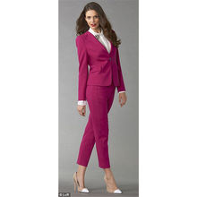 New Arrival Women Business Suits Formal Office Suits Work Fe