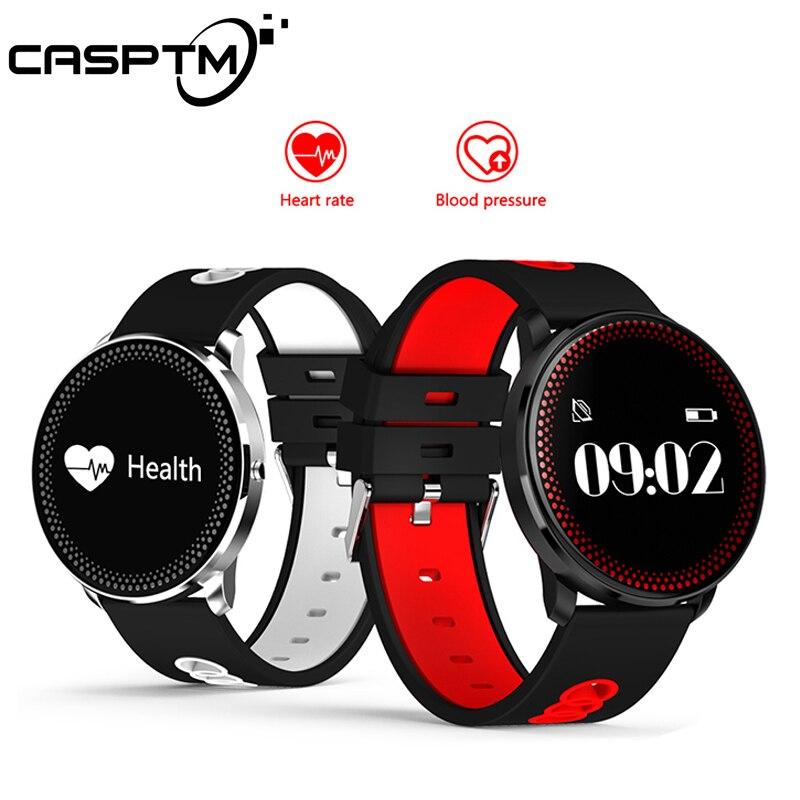2018 CF007 Smart Armband Sport Tracker Monitor Armband für IOS Android Smart Band Heart Rate Monitor Blut Presure Monitor