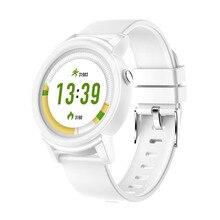 New 1.3-inch color screen DK02 smart watch HD big round waterproof health blood pressure heart rate Bluetooth movem