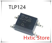 NEW 50PCS/LOT TLP124 P124 SOP-4 IC