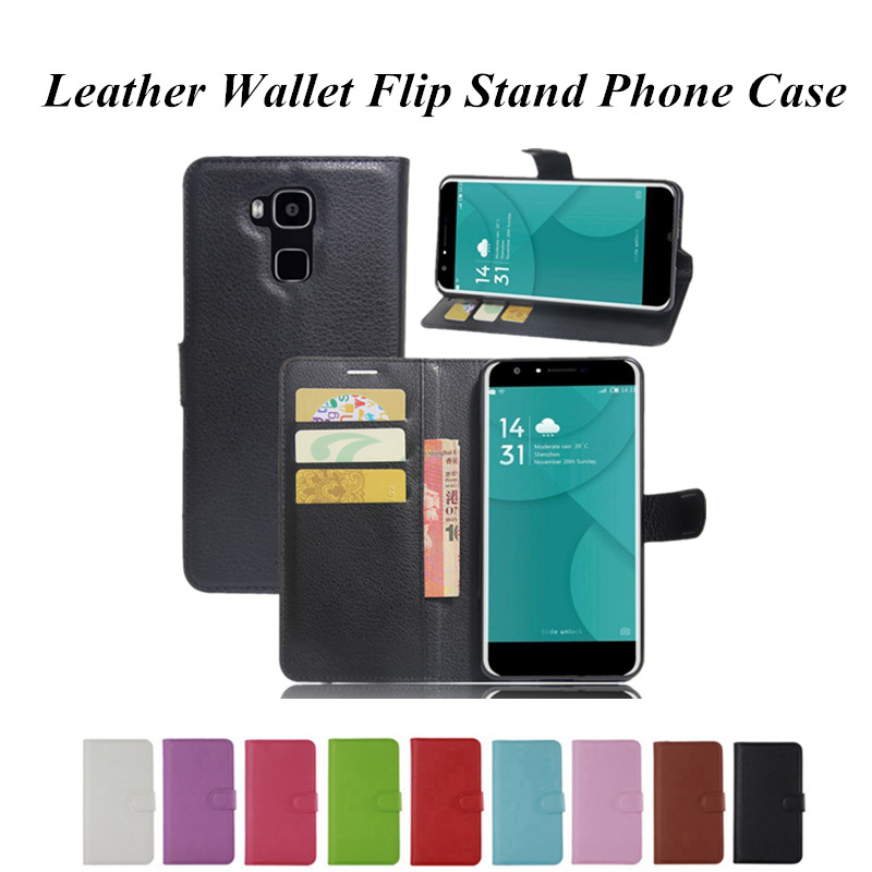 Wallet Flip PU Leather Case for Doogee Shoot 1 X3 X5 X6 X7 Pro F3 F5 Pro Max Y100 Pro Y200 Y300 T6 Y6 Kissme DG580 Stand Case