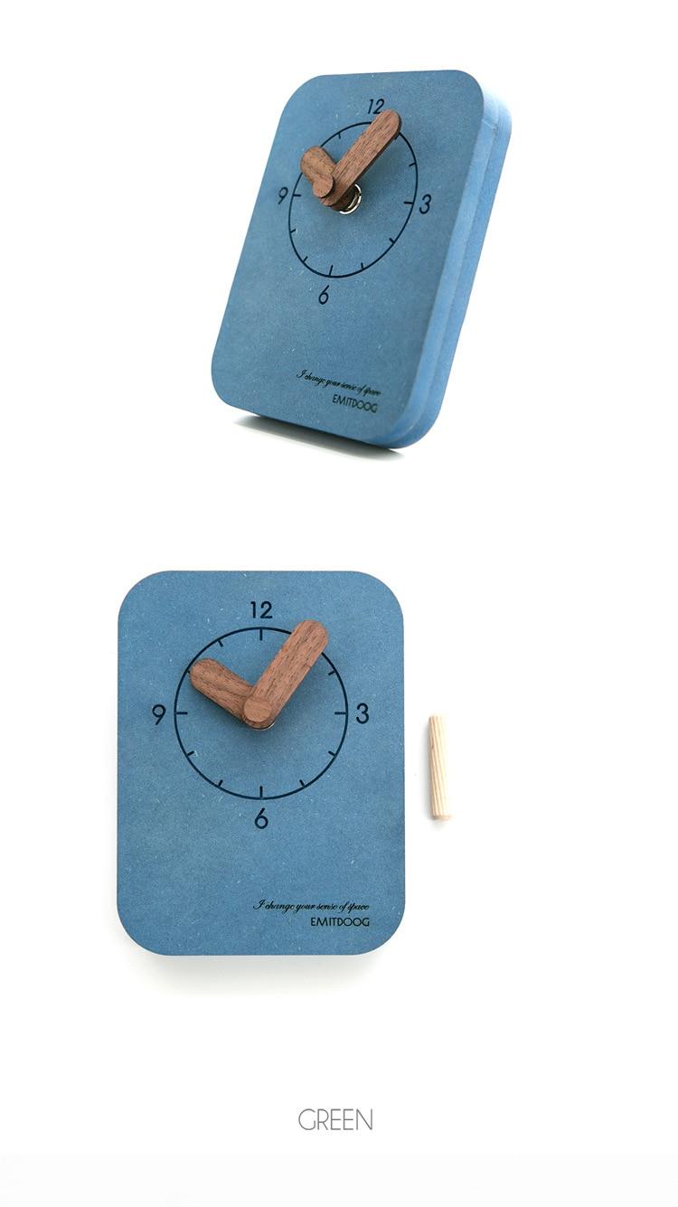 HTB1Do_sbo_rK1Rjy0Fcq6zEvVXaN Table Clocks Modern Design Creative Living Room Children's Room