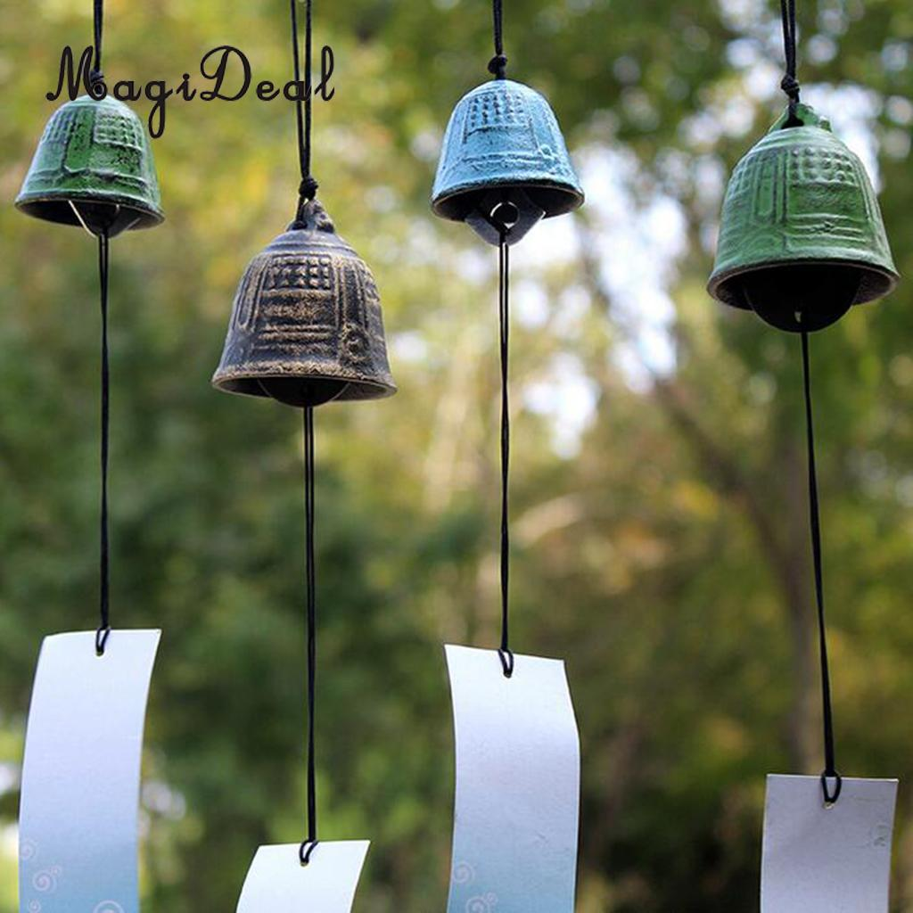 From Japan Nanbu Iron Furin Wind Chime Bell Sakura