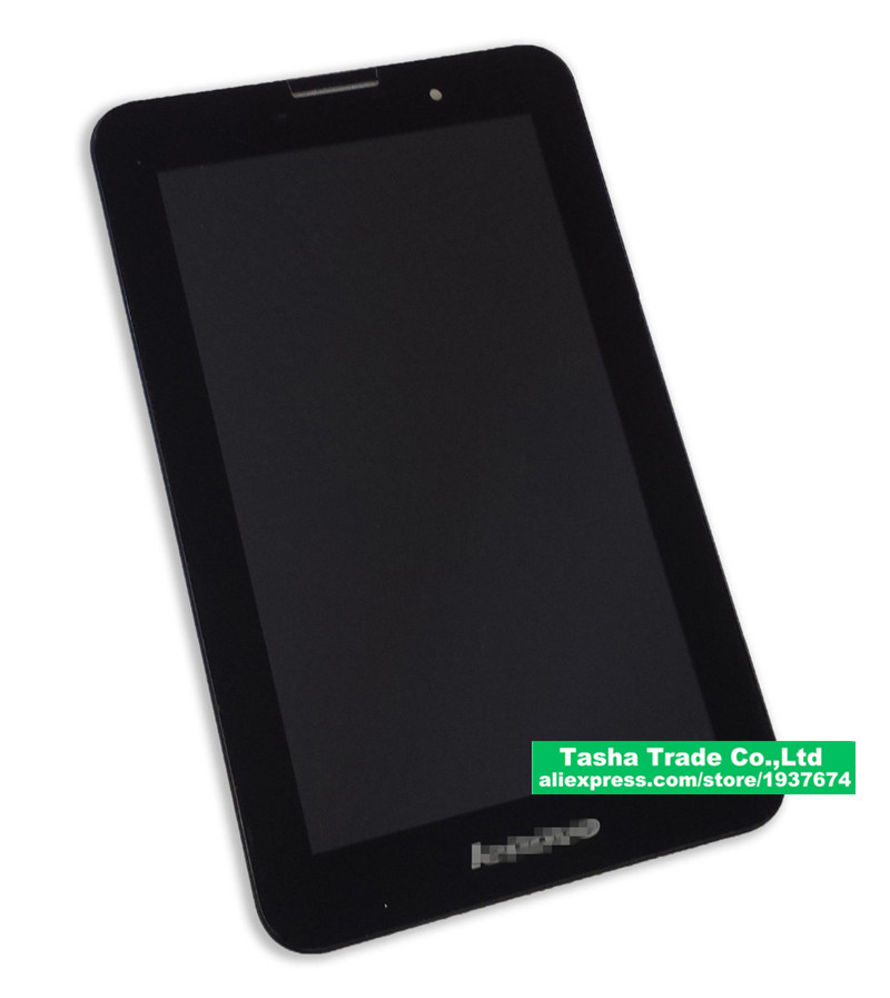 For Lenovo IdeaTab A3000 Touch Screen Panel Digitizer Glass LCD Display Assembly Replacement