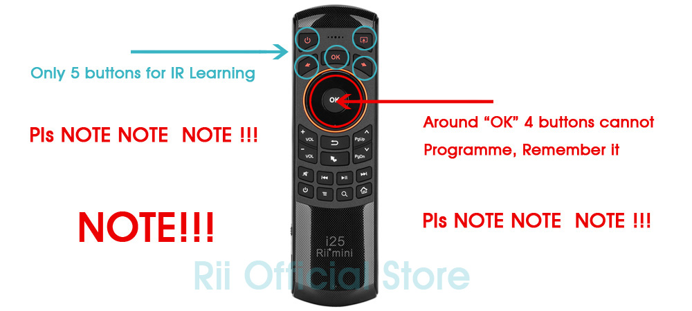 ghz ar mouse controle remoto com teclado