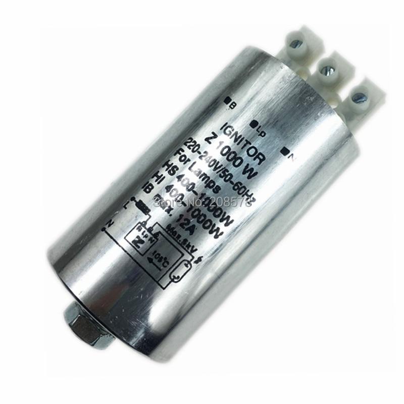 Горячая Распродажа 1000 Вт FCD-G1000 воспламенитель для натриевой лампы высокого давления/Металлогалогенная лампа 400~ 1000 Вт