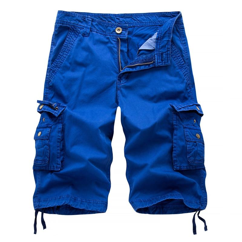 2017Menske vojske tereta rad povremeni Bermuda kratke hlače - Muška odjeća - Foto 5