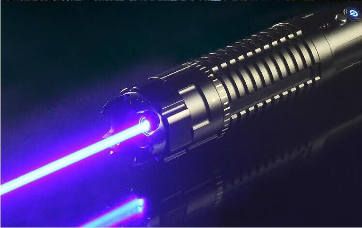 High Power Blue Laser Pointer 500000mw 450nm Lumen Focusable Burning Lazer Pen Burn Paper Lit Cigarette Cutting Hunting+5 caps какое авто можно до 500000