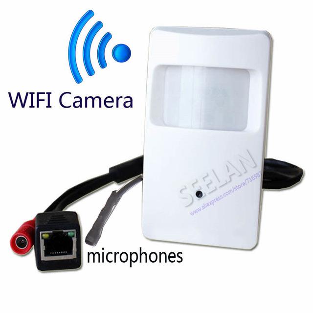 720 p mini cámara ip con wifi puerto motion detector de cámara oculta HD PIR STYL Cámara mini cámara ip wifi P2P IP Inalámbrica seguridad