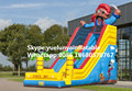 (China Guangzhou) manufacturers selling inflatable slides,Pirate Slides KY-668