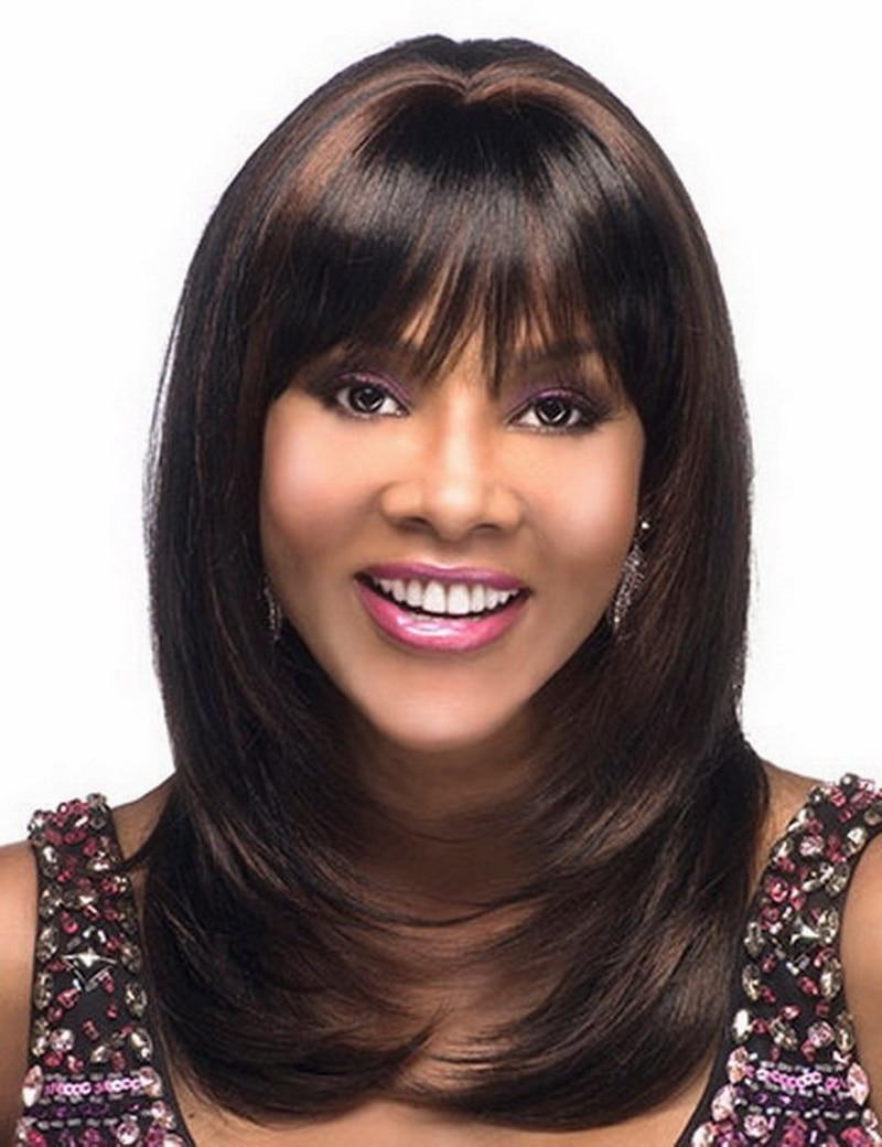 Medium Length Hairstyles Black Hair Reviews Online
