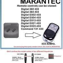 Marantec Command 131 433 Универсальный дубликатор дистанционного управления(только для фиксированного кода 433,92 МГц
