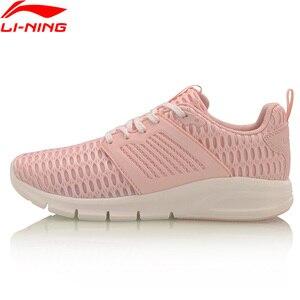 Image 1 - (Код Break) Li Ning BULLET прогулочная обувь женская спортивная обувь с удобной подкладкой li ning дышащие кроссовки из моно пряжи AGCM126 YXB075