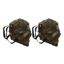Утка гусь индейка-приманка мешок сетки мешки для приманки охота с плечевыми ремнями полиэстер сетка для охоты