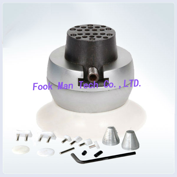 Free shipping High Quality Jewelry Making Tools Mini Ball Vise Standard Engraving Block цены онлайн