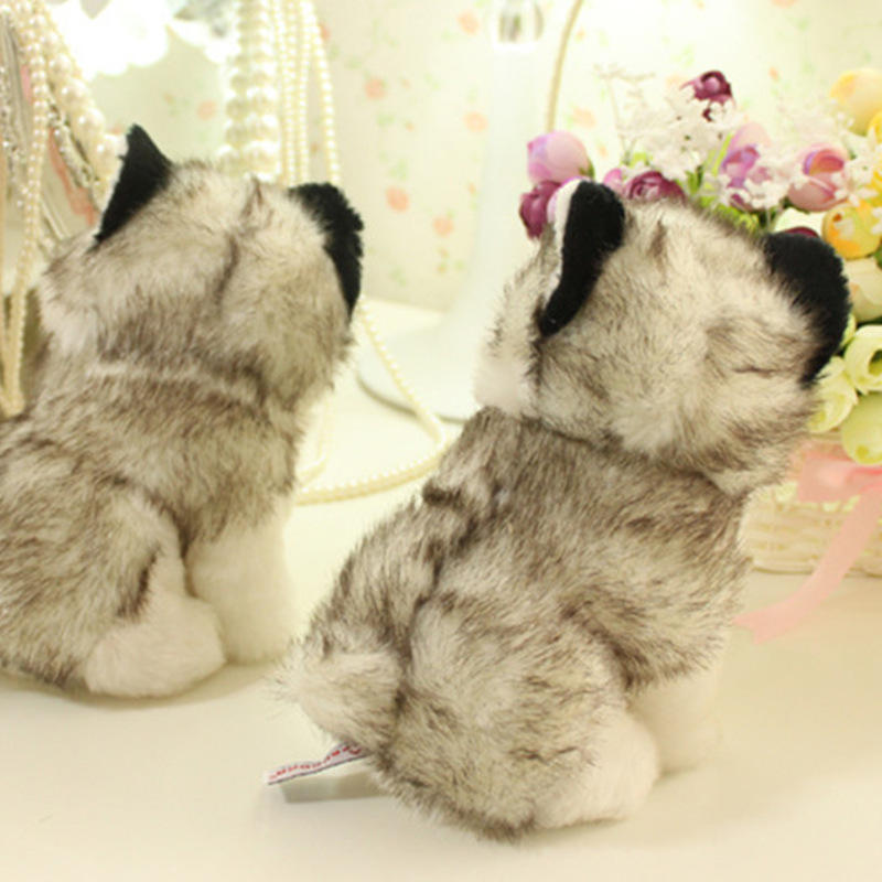 Free shipping 1 pcs cute husky plush toy stuffed cartoon animal doll free shipping 1 pcs cute husky plush toy stuffed cartoon animal doll easter gifts birthday gifts in stuffed plush animals from toys hobbies on negle Choice Image