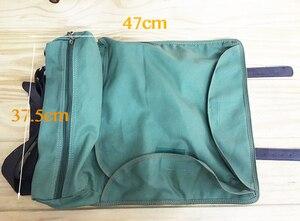 Image 2 - Bar Tool Bag Mixology Bag Empty Bag Bartenders Roll Up Kit Bag