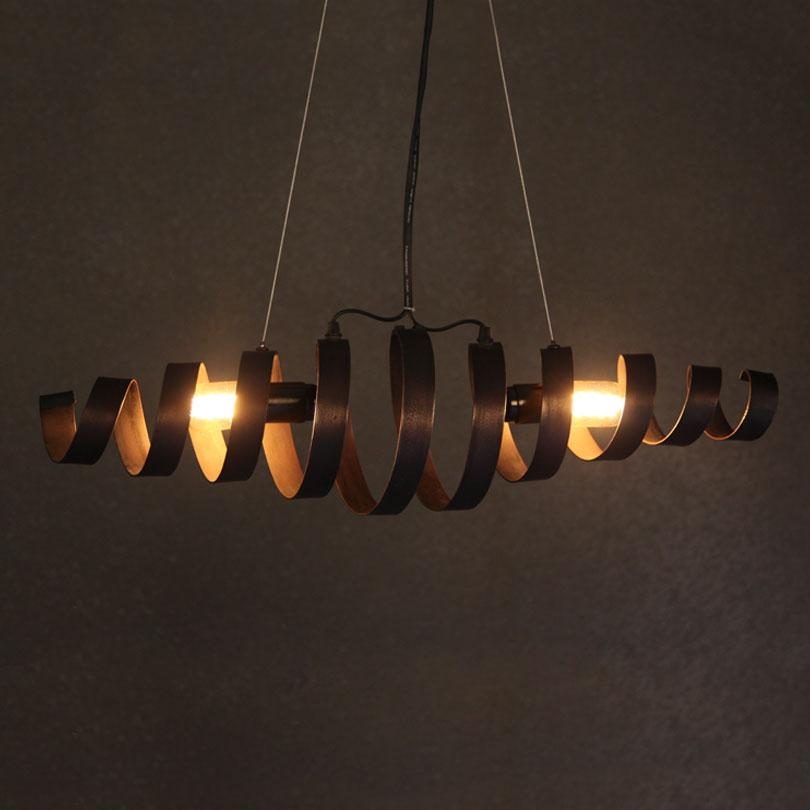 Muuto Vintage Industrial Pendant lights Mutto E27 Iron Wrought Pendant Lamps Loft Retro Lamp Hanglamp Lighting Fixture Bar Cafe muuto предмет для хранения