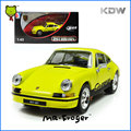 Mr.Froger 1:43 Alloy car model 911 Carrera RS Refined metal vehicles cars Decoration Classic High-end Sports car models Toy gift