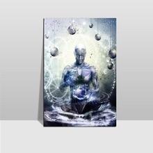 Анатомия человеческого тела стены искусства холст печать плакатов холст картины декоративные картины Лучший!