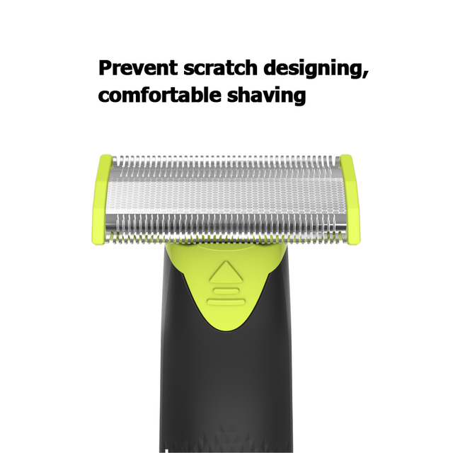 PRITECH Electric Hair Trimmer For Men Hair Cutter Professional Cutting Machine Body Hair Clipper Electric Razor Shaver  1