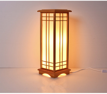 Nostalgische Japanse Vloer Lamp 3