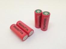 10pcs/lot New Genuine Sanyo 18500 UR18500F 1600mah 3.7V Li-Ion Rechargeable Battery Batteries Free Shipping